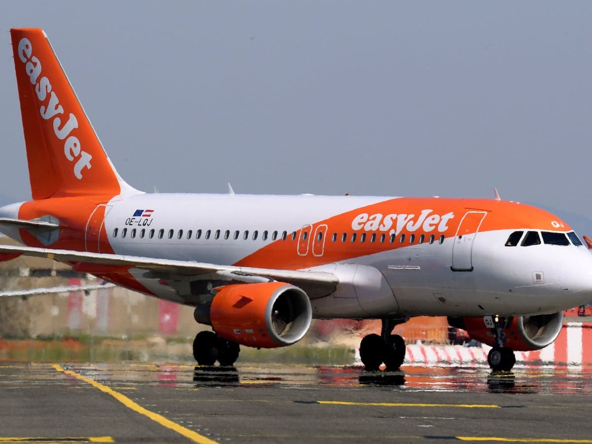 Buy easyjet shares