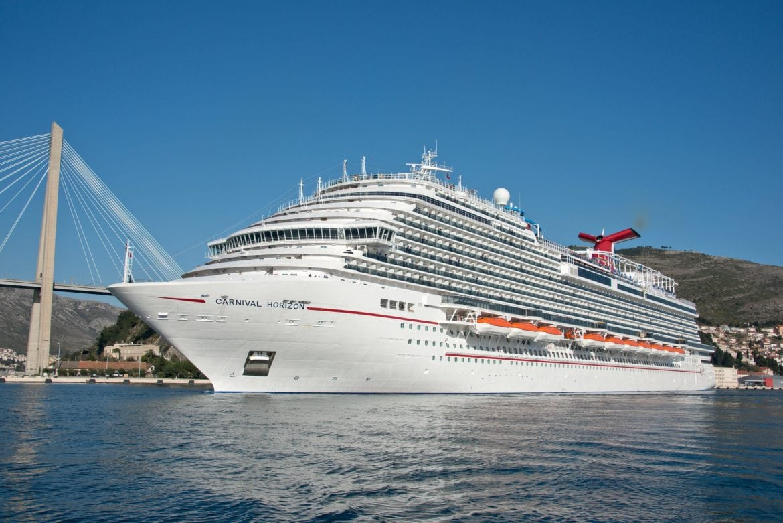 Carnival (CCL) liner