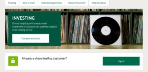 Lloyds share dealing review 2020