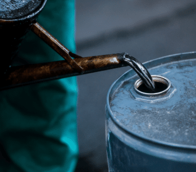 what are oil shares