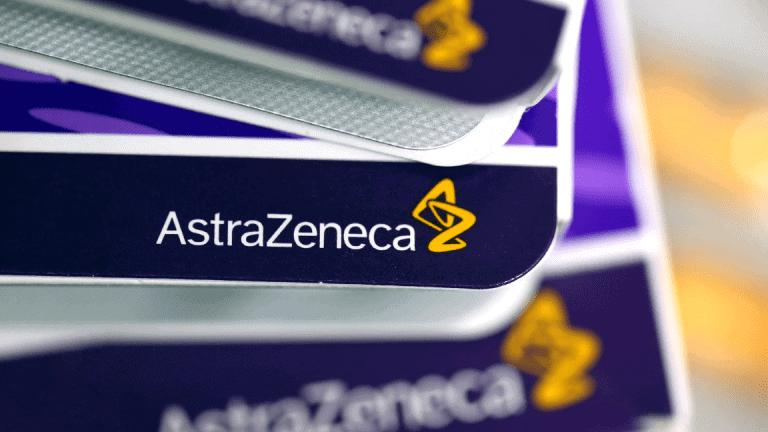 AstraZeneca drug packaging