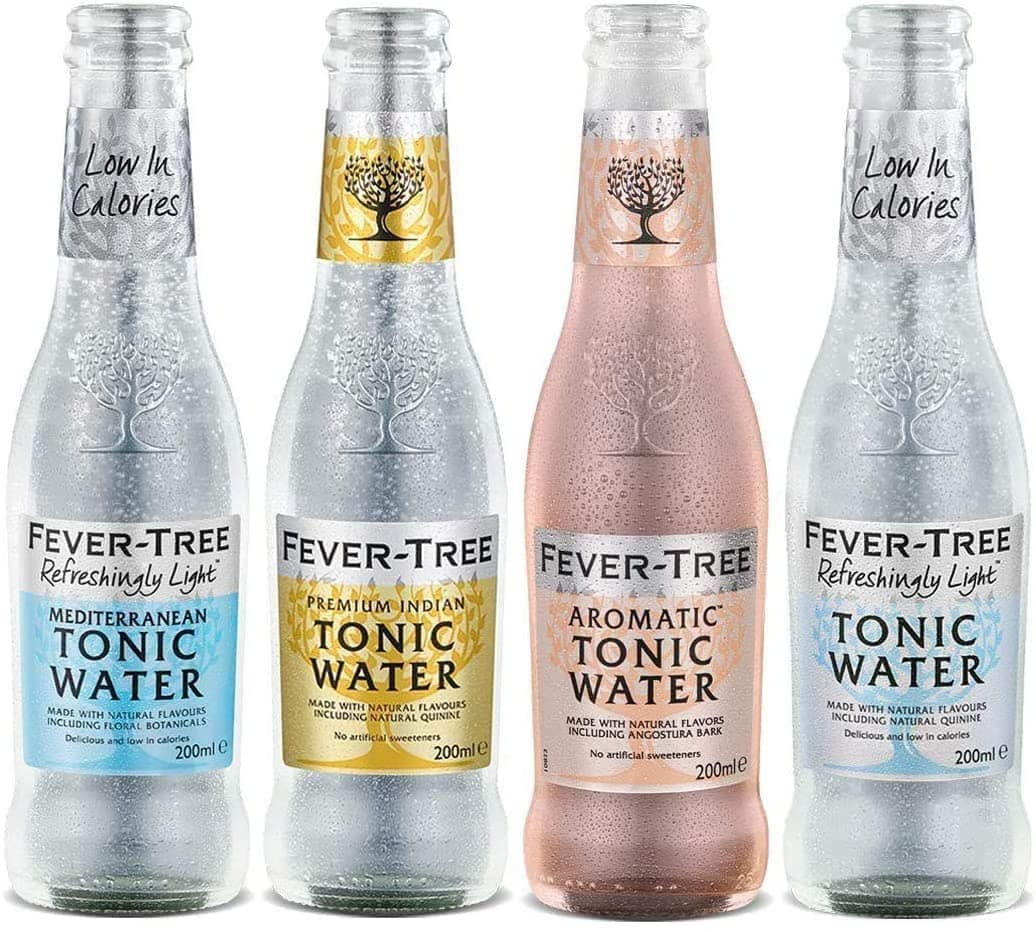 fevertree is strong in tonics