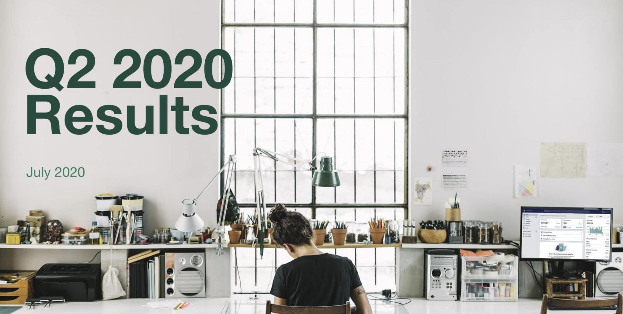 Shopify Q2 2020 results