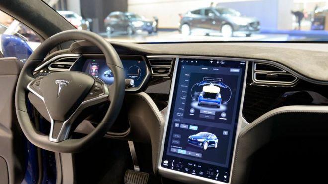 Tesla autpilot