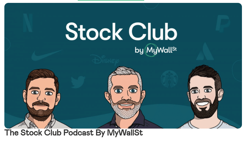 Stock Club by MyWallSt podcast