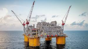 Shell drilling rig