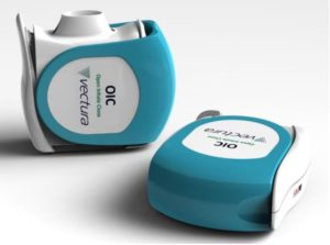Vectura makes inhaled drugs for respiratory illnesses