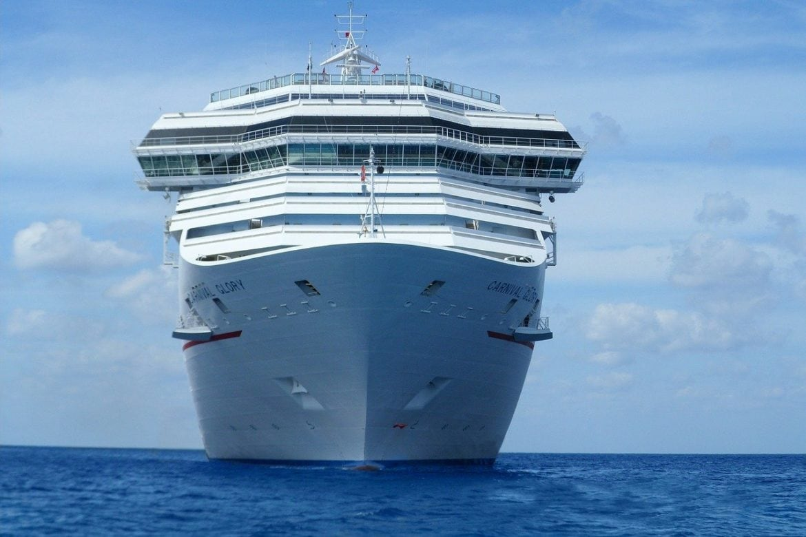 Carnival Corp share