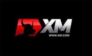 XM trading UK logo