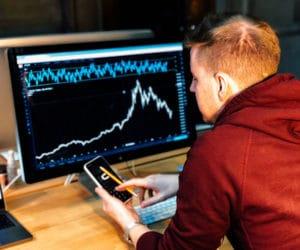 Make money from online trading