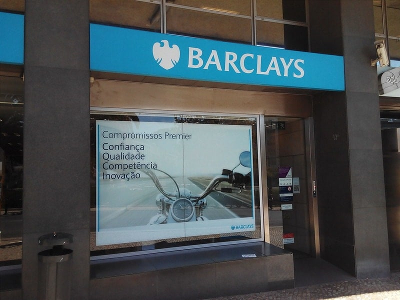 barclays storefront