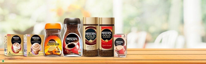 Nestle shares