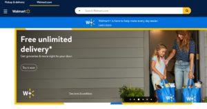 Walmart+ service
