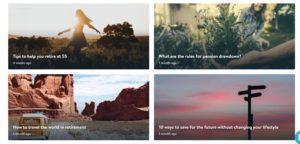 Wealthify Blog Resources