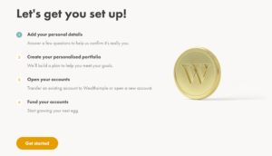 Wealthsimple Getting Started