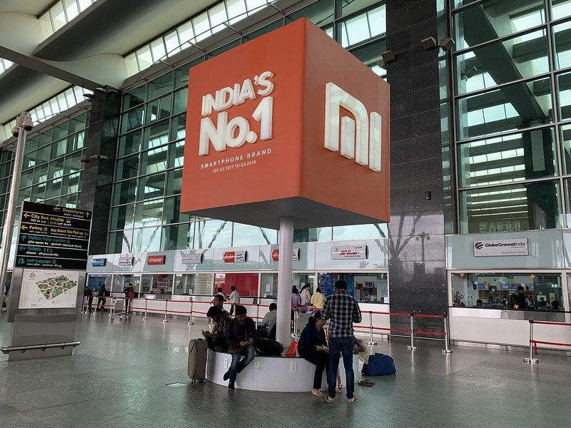 xiaomi on airport