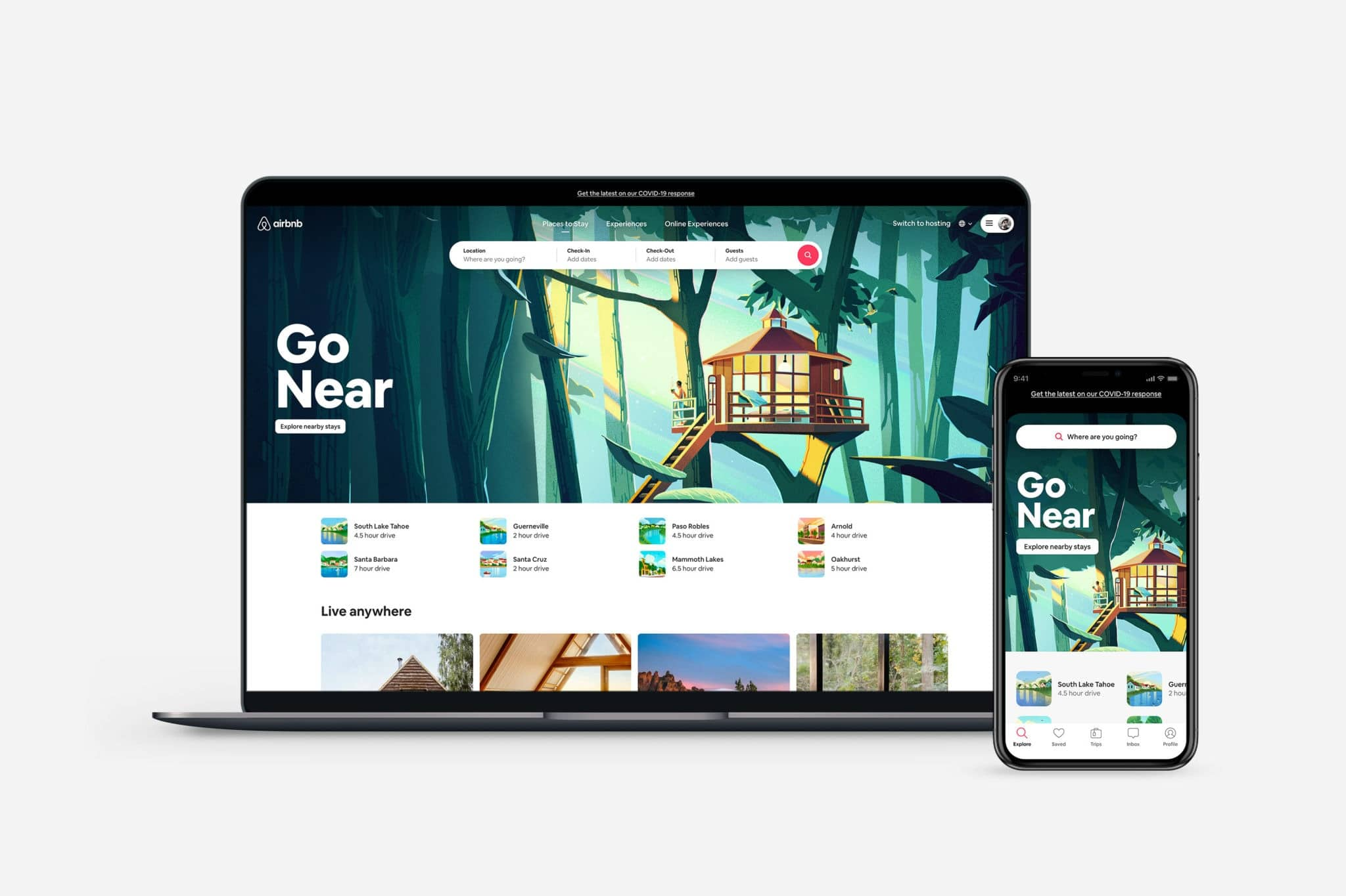 Airbnb system