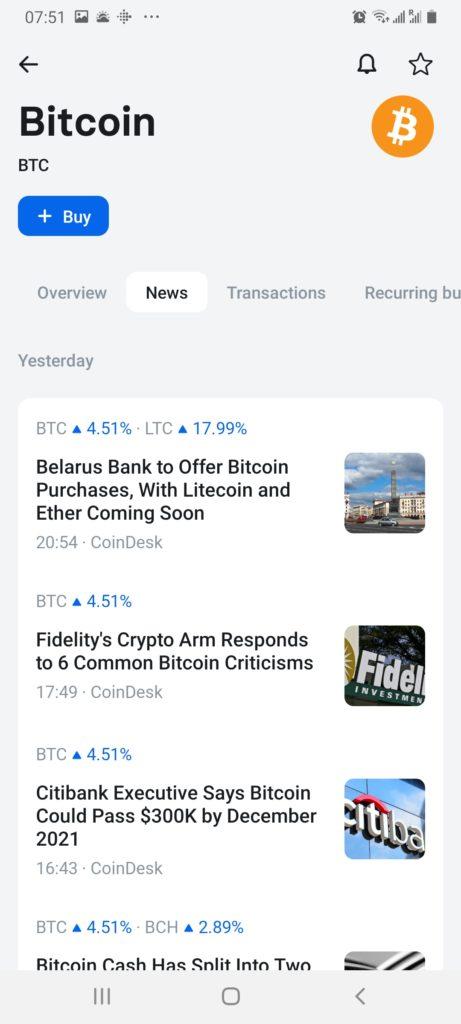 bitcoin news revolut