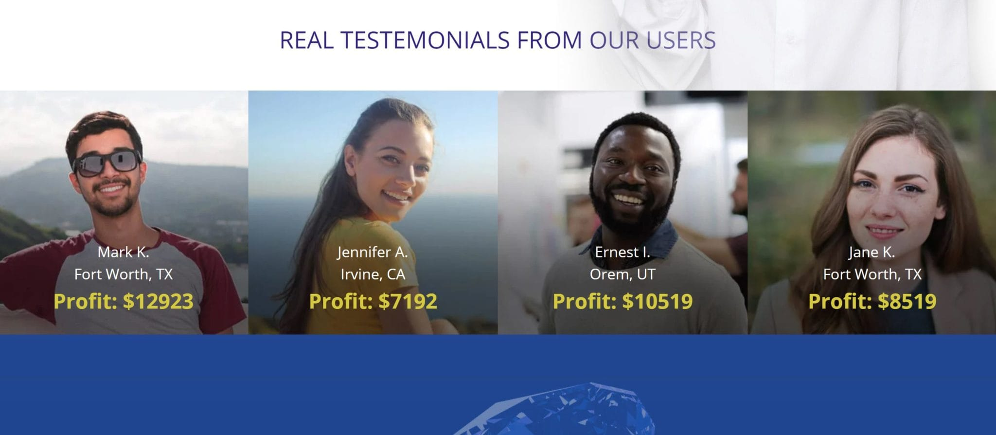 Bitcoin Digital Testimonials