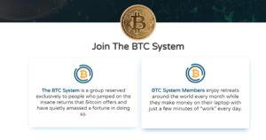 Bitcoin System Benefits