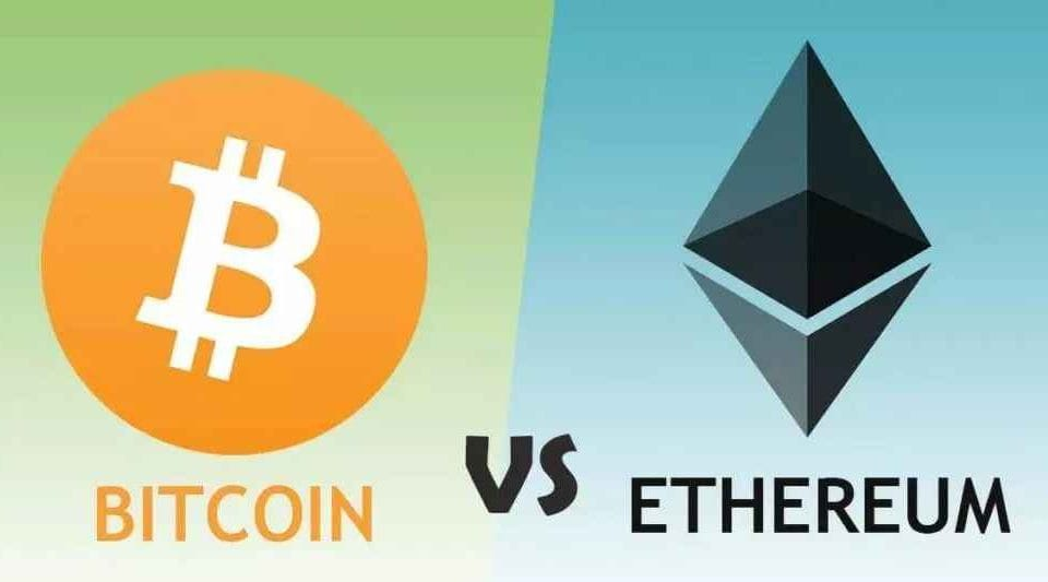 Bitcoin vs Ethereum investment