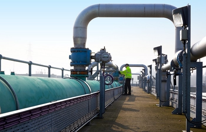 Severn Trent Water Pipeline