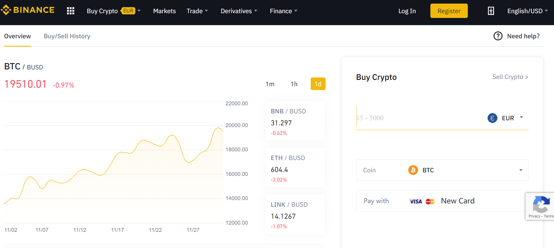 binance buy bitcoin uk