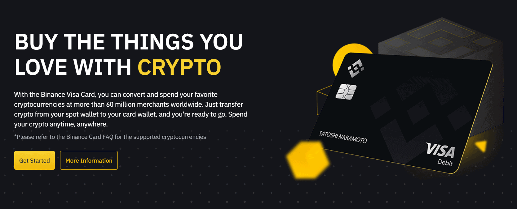 binance debit card