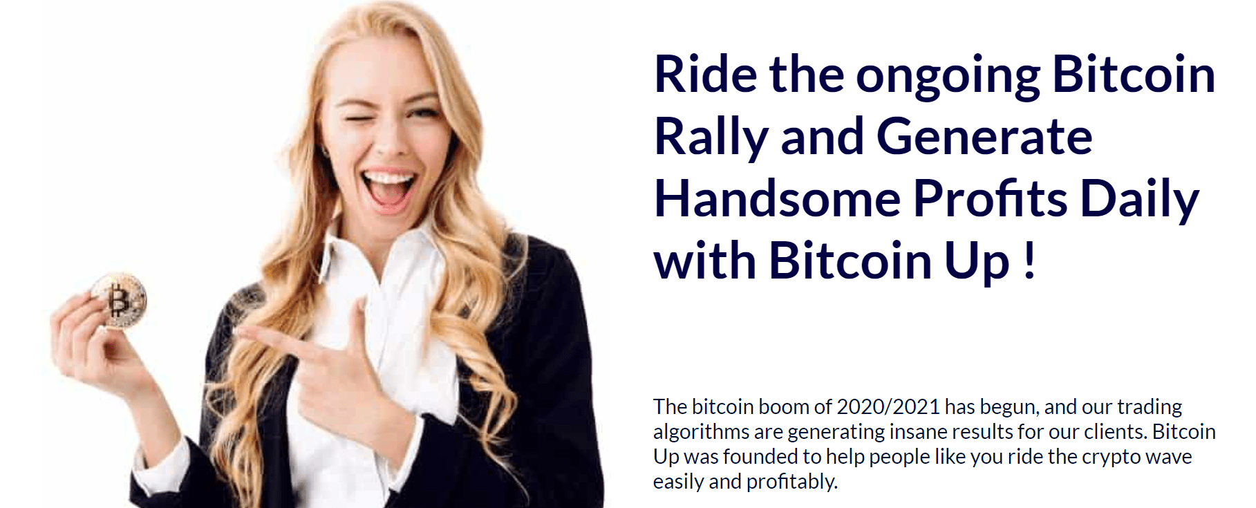 bitcoin up website claims