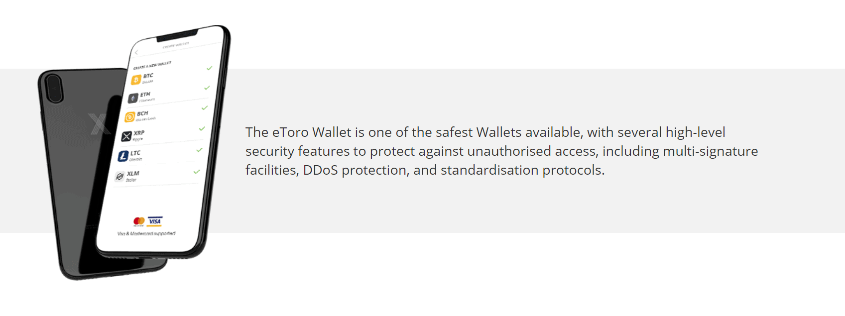 etoro wallet security