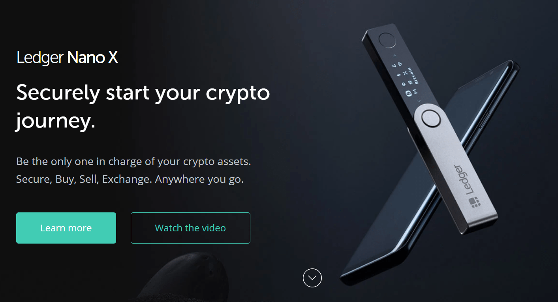 ledger nano hardware bitcoin wallet
