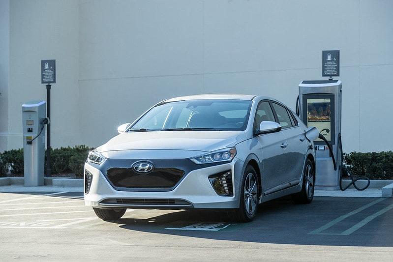 hyundai electric vehicle ioniq