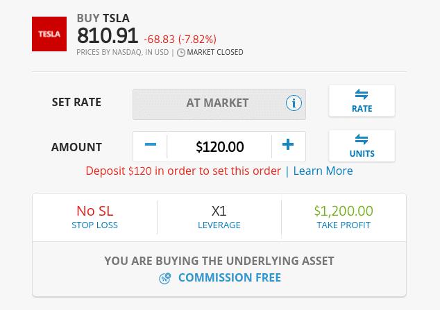 Buy International Stocks at eToro
