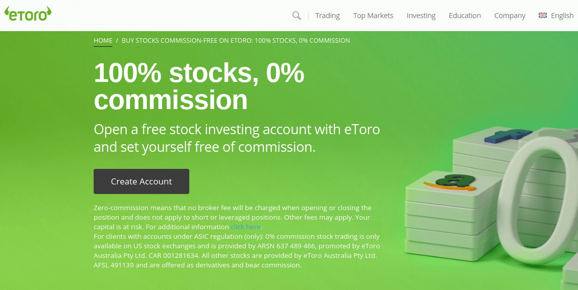 what is etoro