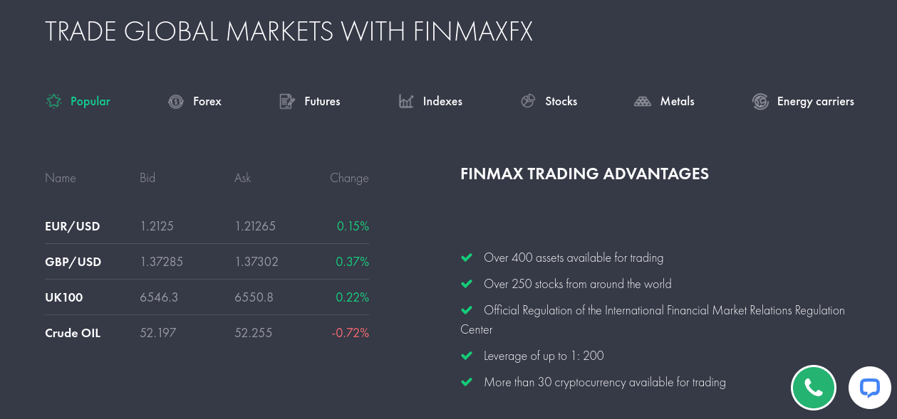 finmax fx review