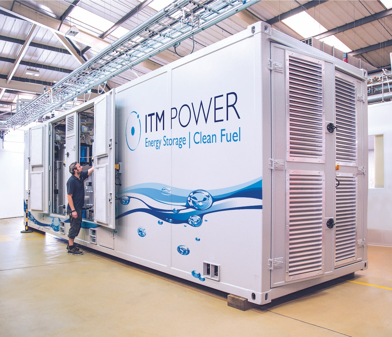 itm power equipment