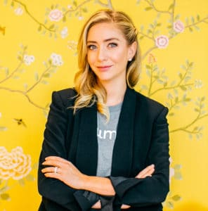 Bumble CEO Whitney Wolfe Herd
