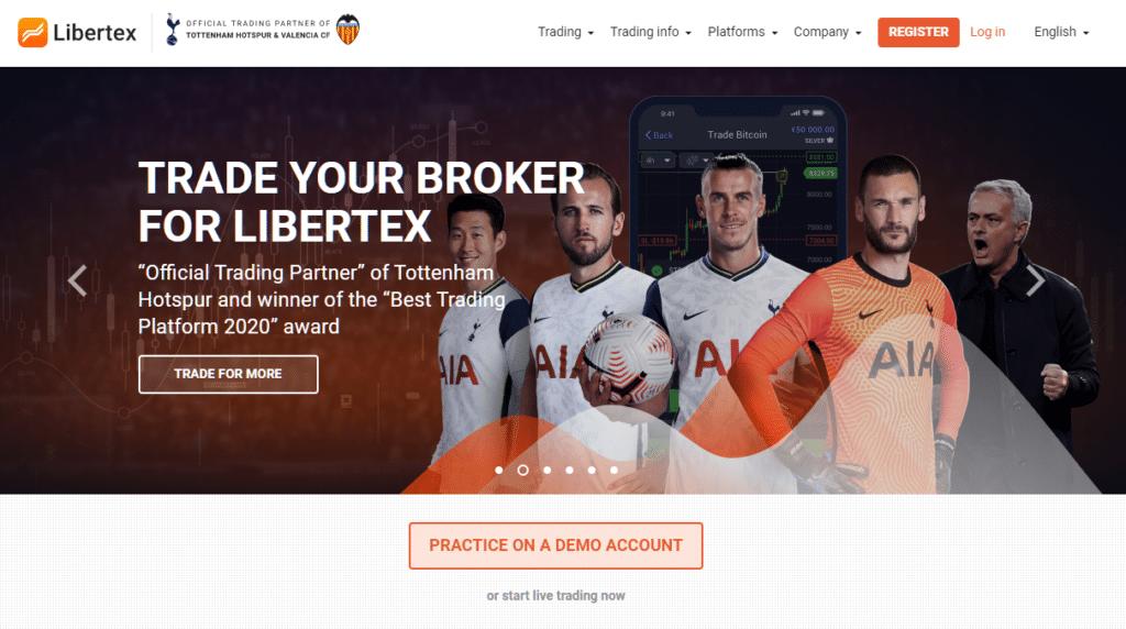 Libertex sponsors and partners