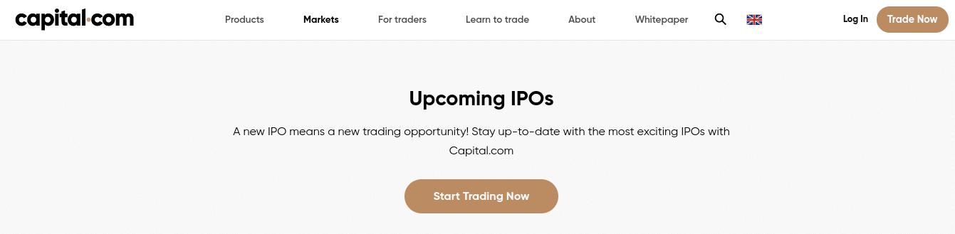 capital.com IPOs