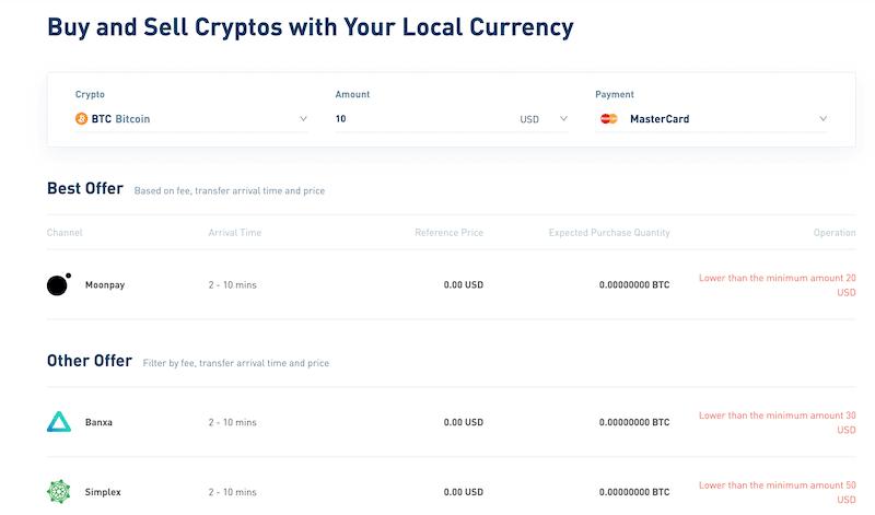 Bithumb Buying Limits
