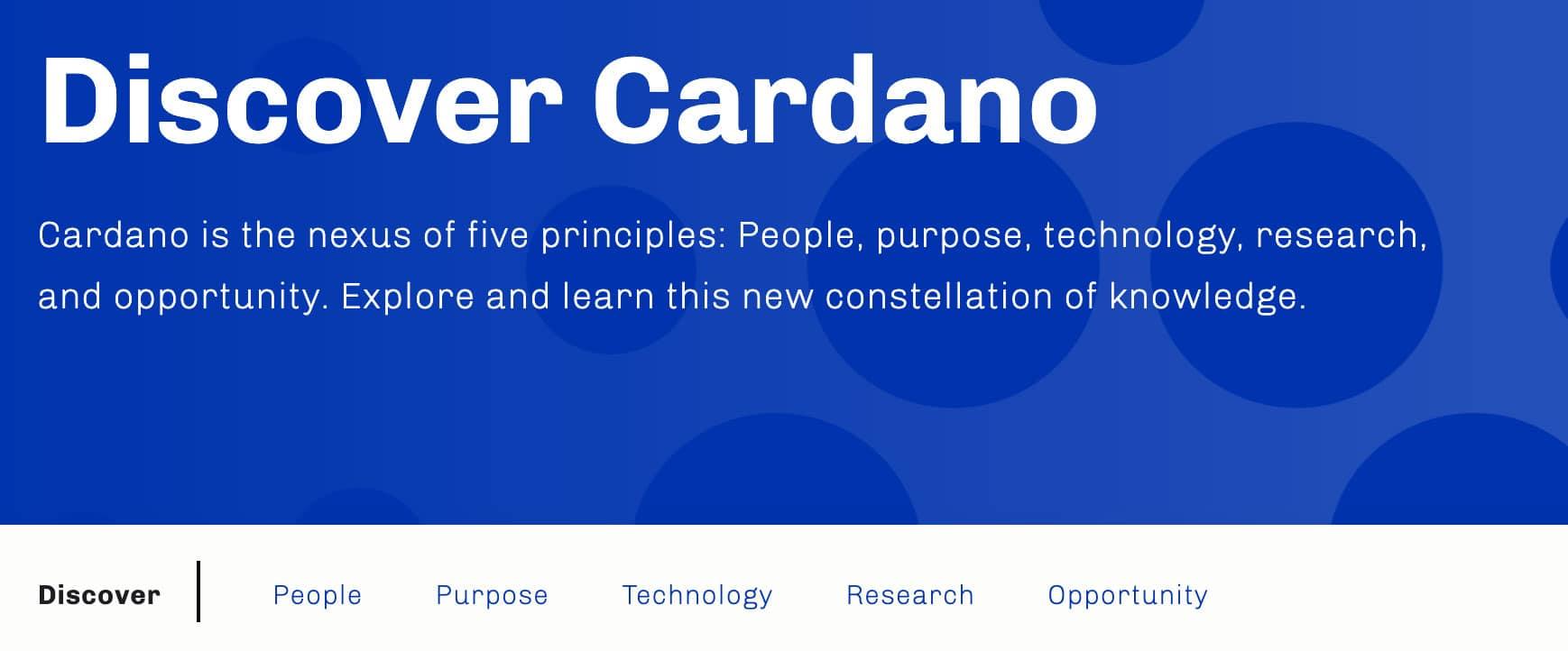 buy cardano UK